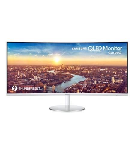 מסך מחשב Samsung C34J791WTM 34 אינטש 4K סמסונג