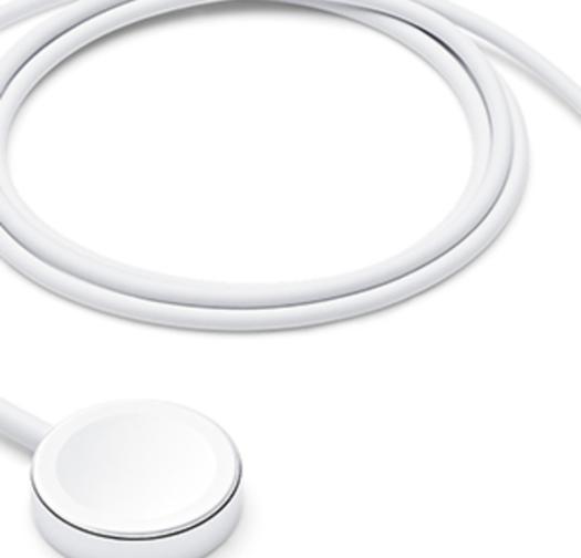 כבל טעינה מגנטי מקורי ל- Apple Watch