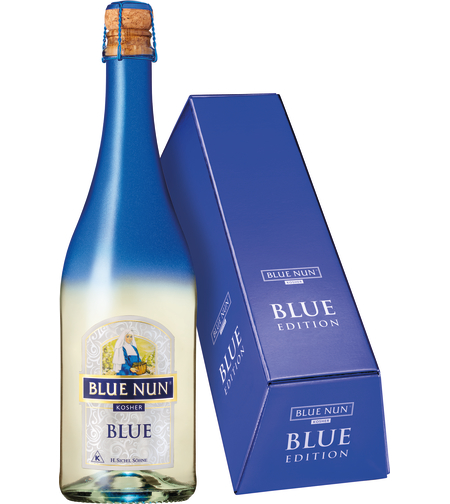 BLUE NUN FINEST SPARKLING מבעבע בקופסה | כשר