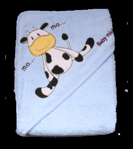 מגבת קפוצון - בייבי מישל