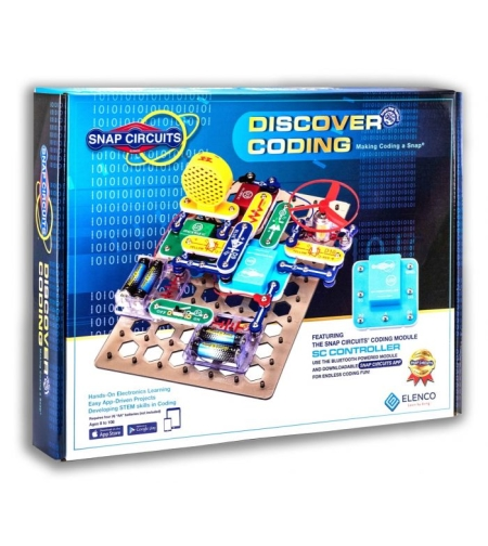Snap Circuits SCD303 Discover Coding