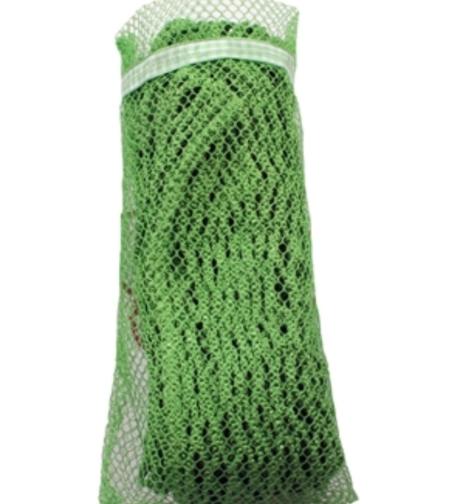 סל רשת לעגלה גוון ירוק - מיננה