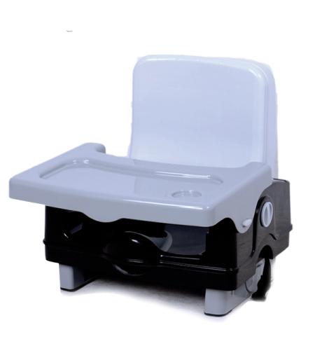כיסא הגבהה לכיסא אפור