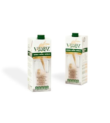 ויטריז - משקה אורז אורגני