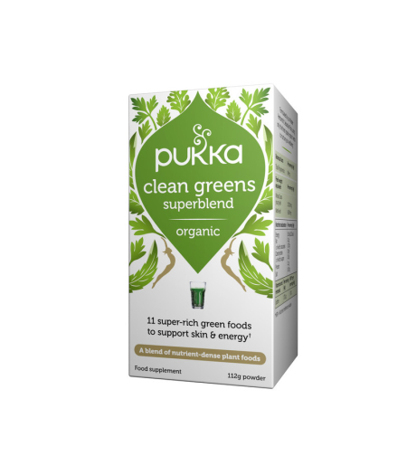 ירוקים מנקים Pukka