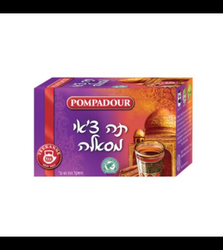 פומפדור תה צ'אי מסאלה