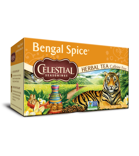 תה בנגלי BENGAL SPICE celestial