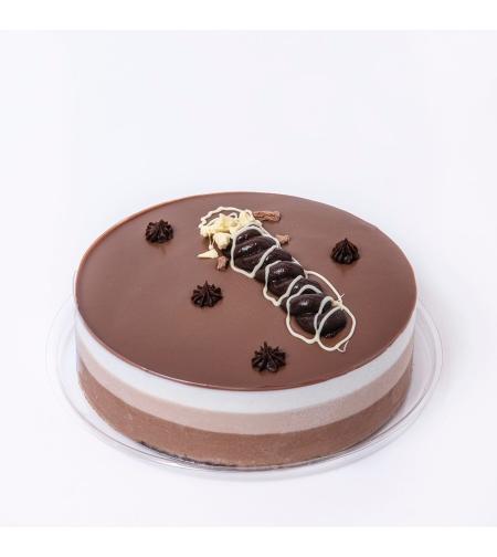 עוגת טריקולד | חלבי - בד