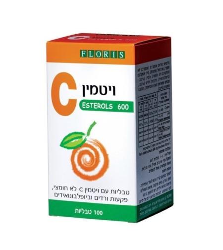 ויטמין C 600 ESTEROL