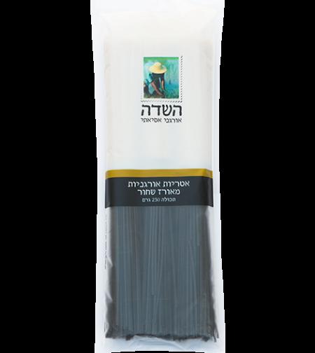 אטריות אורגניות מאורז שחור – ללא גלוטן