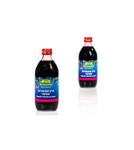 ביו טרנטינו - מיץ אוכמניות אורגני