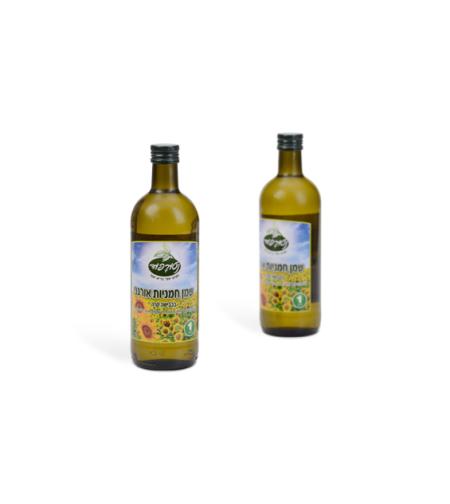 נטורפוד - שמן חמניות אורגני