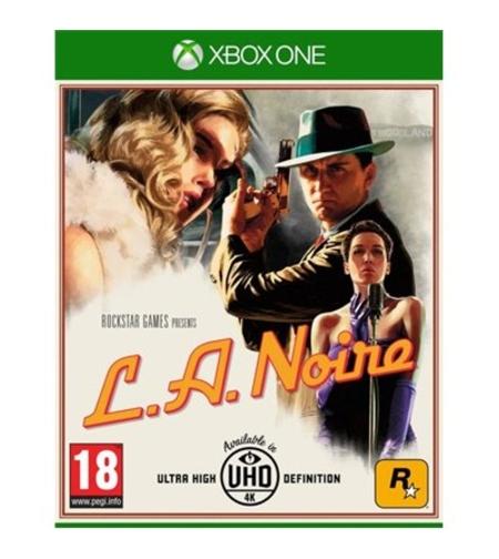 L.A. Noire לקונסולת Xbox One