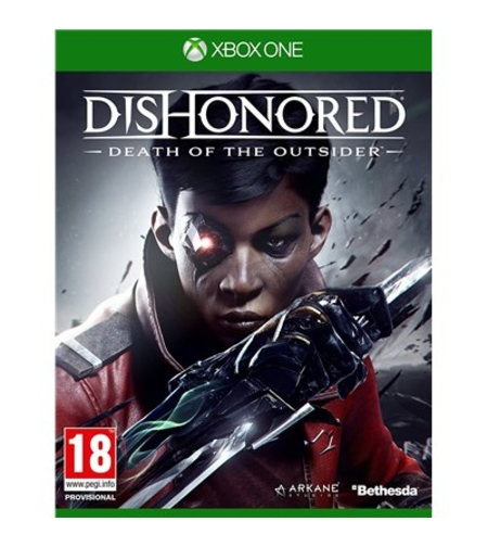 Dishonored: Death of the Outsider לקונסולת Xbox One