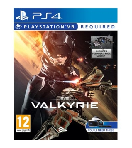 EVE - Valkyrie PS4