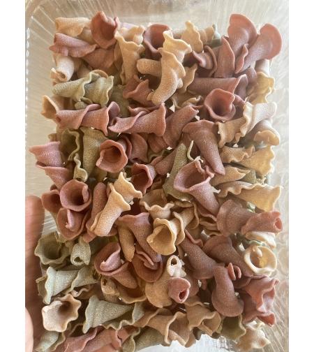 בלרינה כוסמין מלא טבעוני צבעוני
