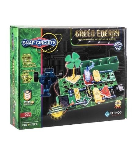 Snap Circuits SCG225 Green Energy