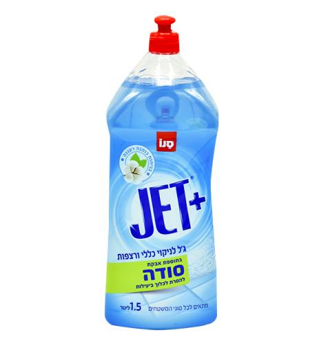 ג'ט פלוס סודה 1.5 ליטר