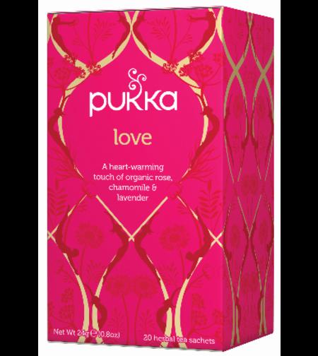 חליטת אהבה Pukka