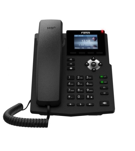 טלפון IP לעסקים דגם FANVIL X3SP