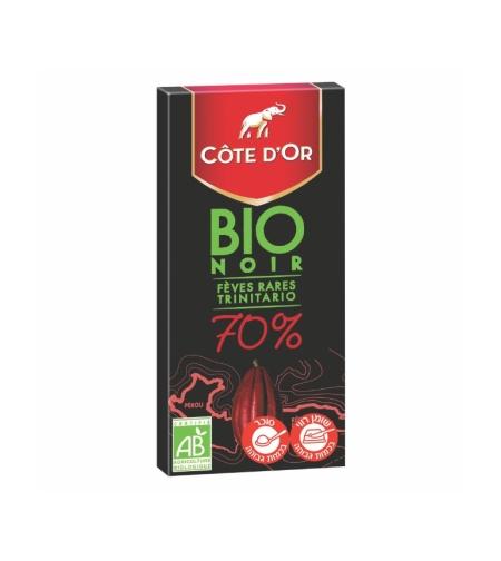 קוט'דור – שוקולד מריר 70% אורגני 90 גרם
