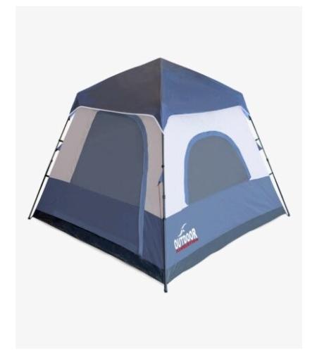 אוהל פתיחה מהירה ל-6 אנשים OutDoor