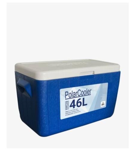צידנית קשיחה 46 ליטר Polar Cooler