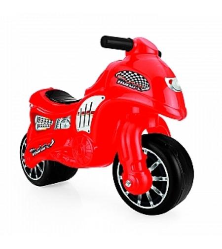 אופנוע שווי משקל בקרטון מורכב