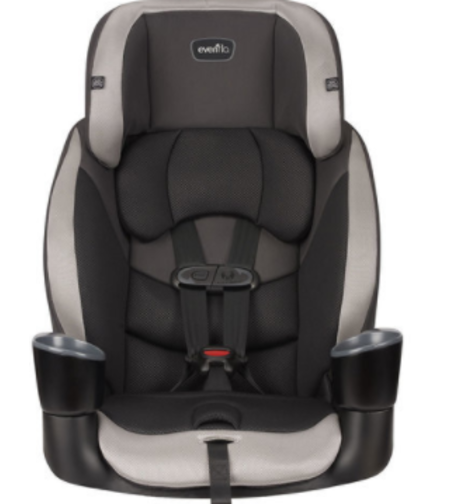 כסא בטיחות ובוסטר איזופיס Evenflo Maestro Sport - צבע Granita