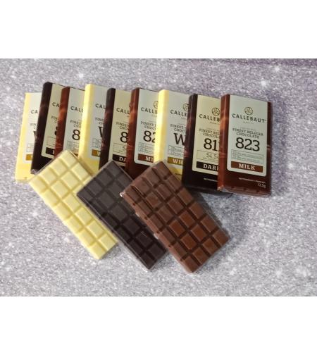 10 יח' מיקס שוקולד נפוליטנים של CALLEBAUT