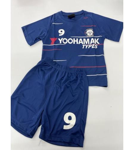 חליפת כדורגל בנים (2-14)