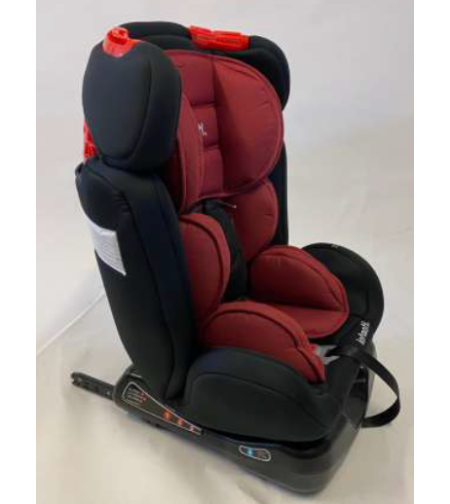 כיסא בטיחות אינפאנטי דגם SYMPHONY FIX עם איזופיקס