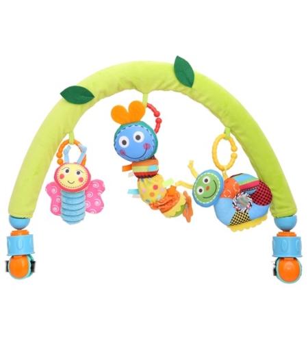 קשת פעילות - Bizzy Bussy Stroller Arch
