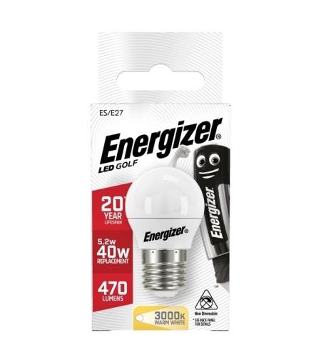 נורת לד כדור Energizer 5.2W E27