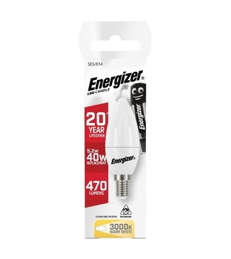 נורת לד נר Energizer 5.2W