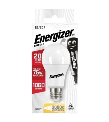 נורת ליבון לד Energizer 10.5W