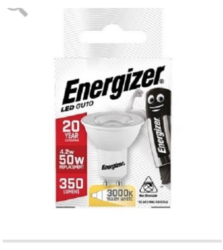 נורת דקרויקה לד Energizer 4.2W 220V