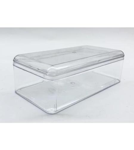 קופסת קריסטל מלבנית