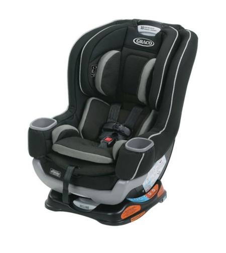 כיסא בטיחות מלידה עד 45 ק