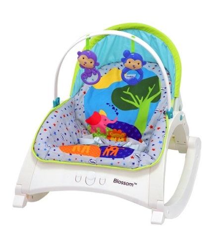 טרמפולינה לתינוק בלוסום - ™Blossom טוויגי Twigy