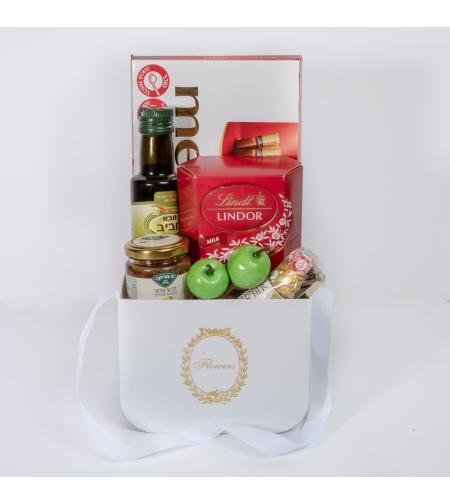 מארז שוקולד, שמן זית ודבש