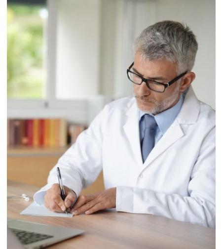 Medical package for Sergei Khodakovskii