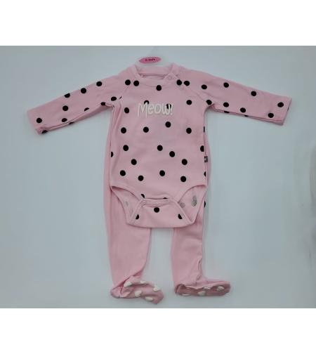 חליפה תינוקות מעבר (0-3\18-249) TAM-TAM