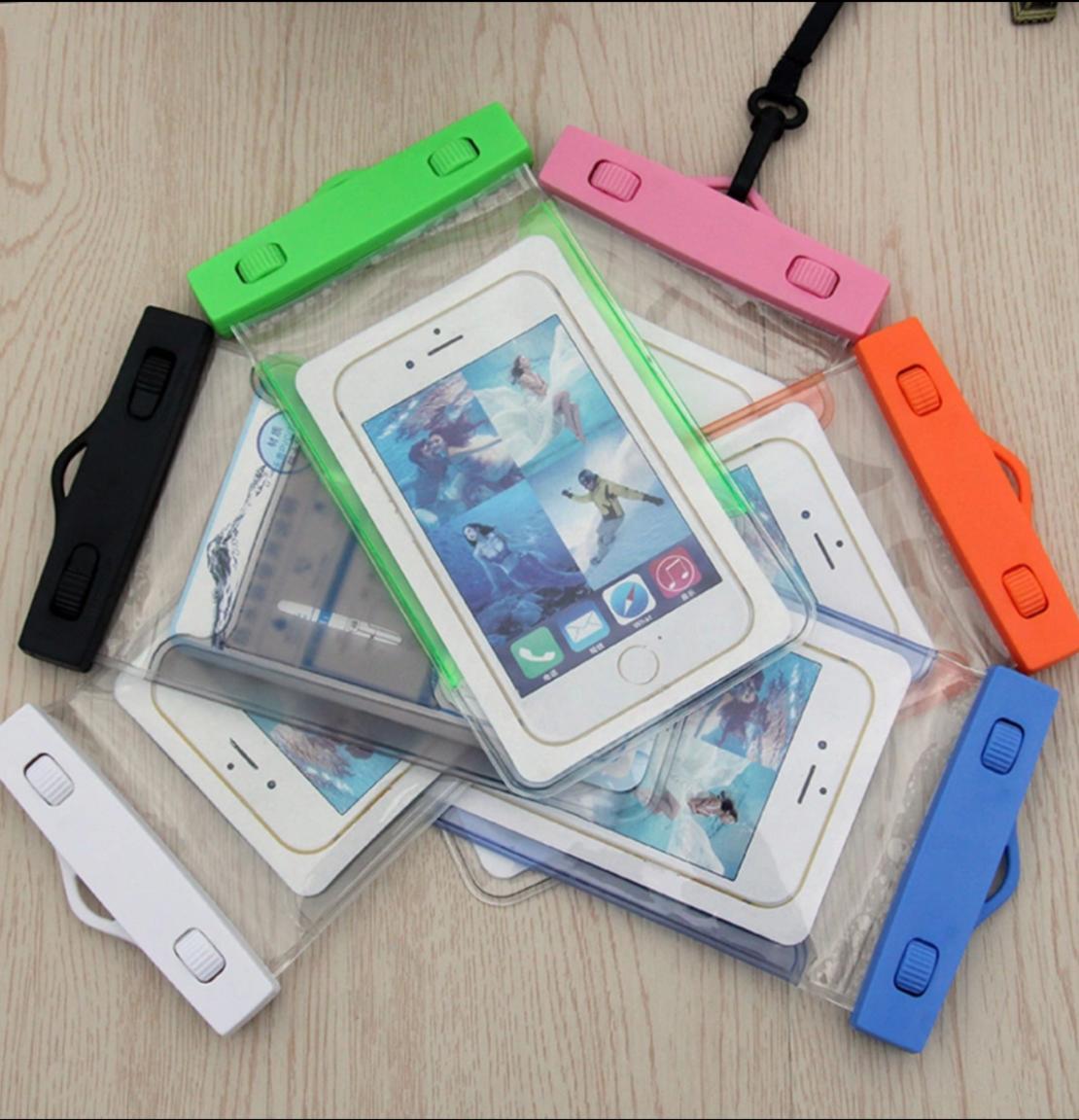 כיסוי מים שקוף לכל סוגי טלפון סלולרי