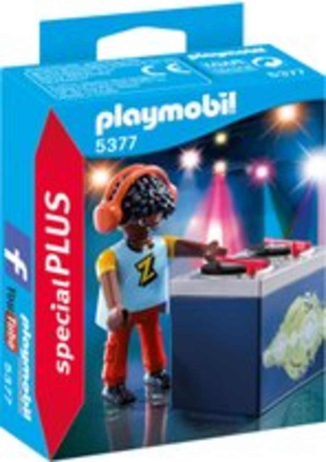 פליימוביל 5377 - תקליטן