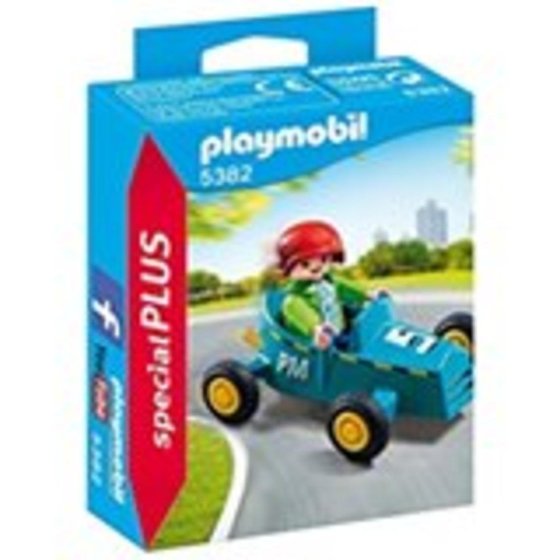 פליימוביל 5382 - ילד ורכב קרטינג