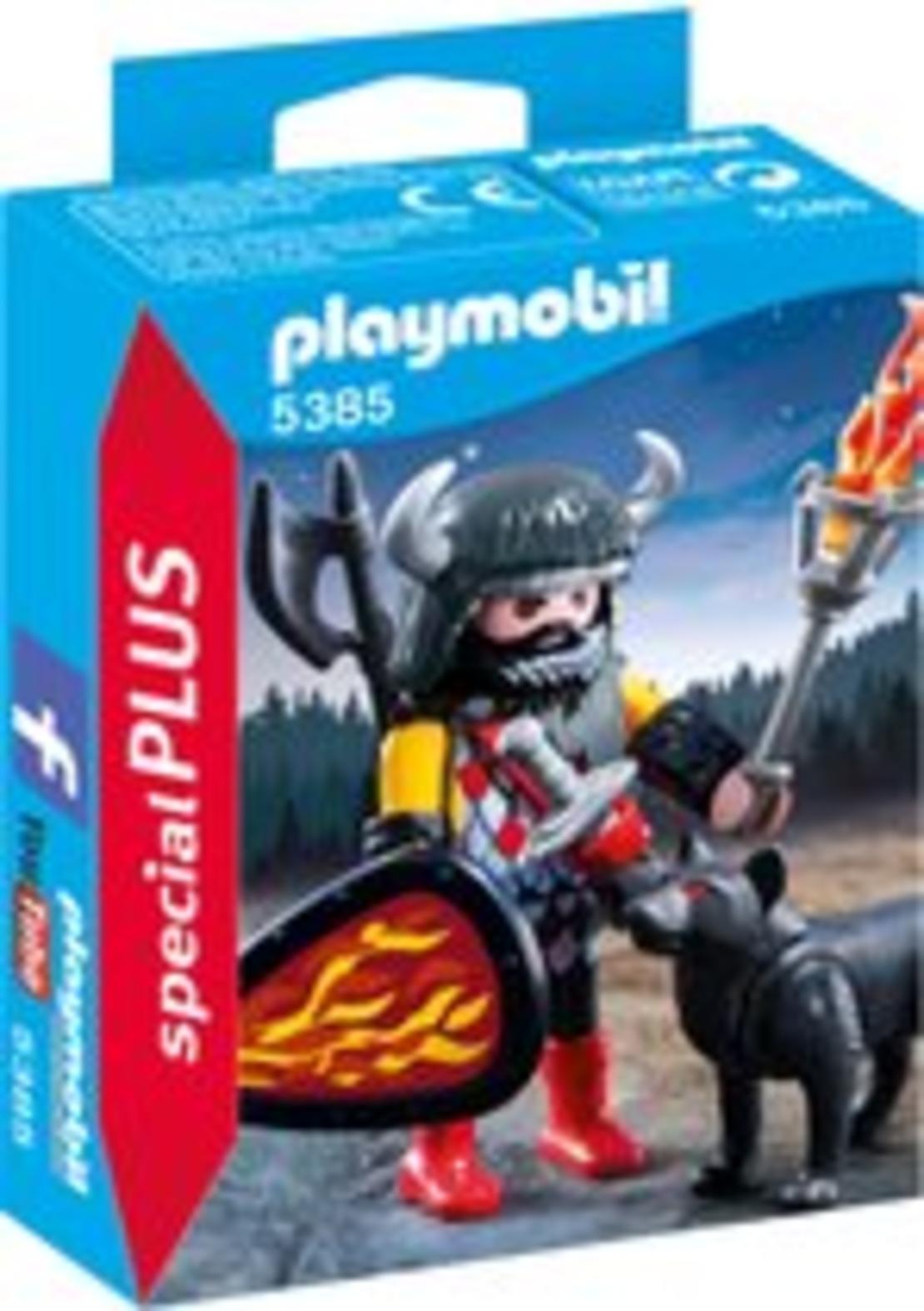 פליימוביל 5385 - לוחם זאב