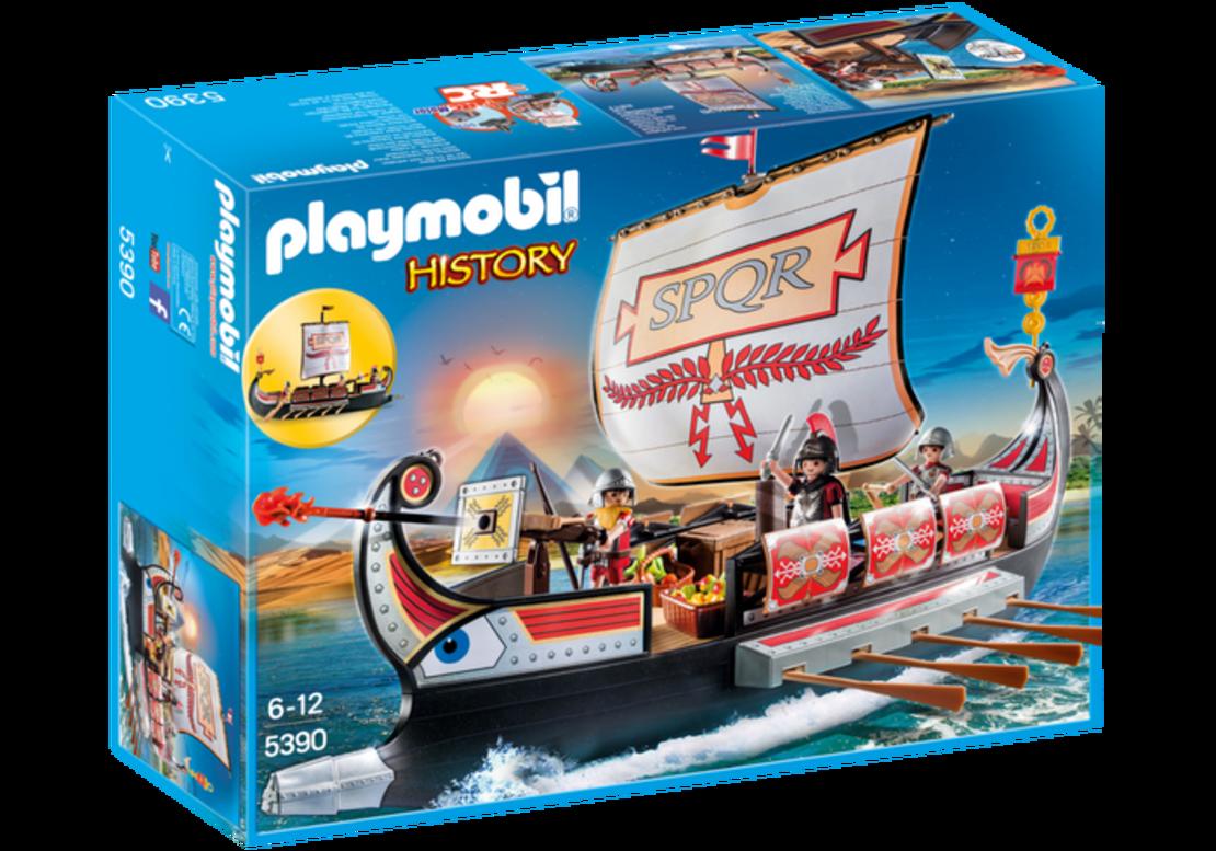 פליימוביל 5390 - ספינת לוחמים רומאים