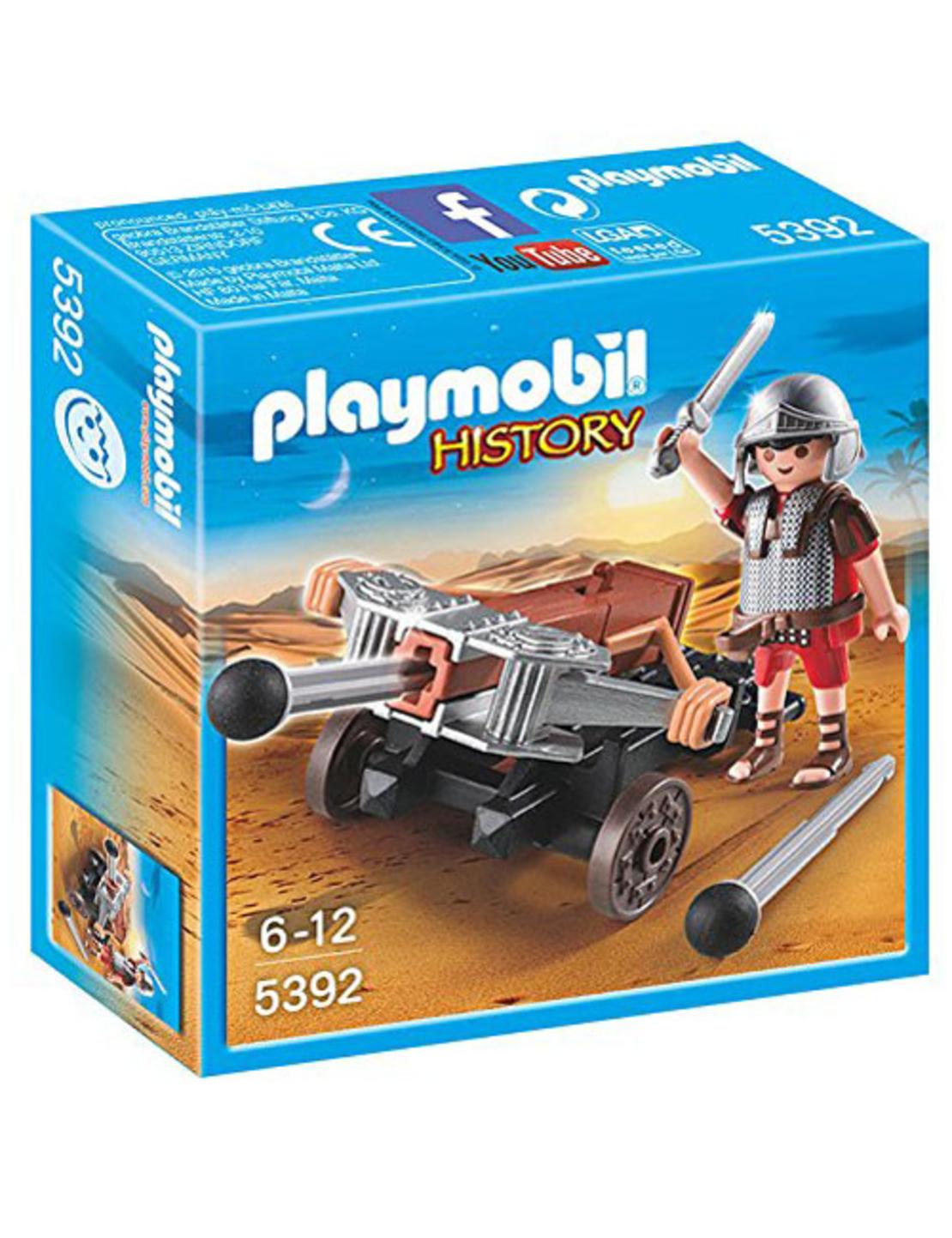 פליימוביל 5392 - לגיונר עם בליסטרא