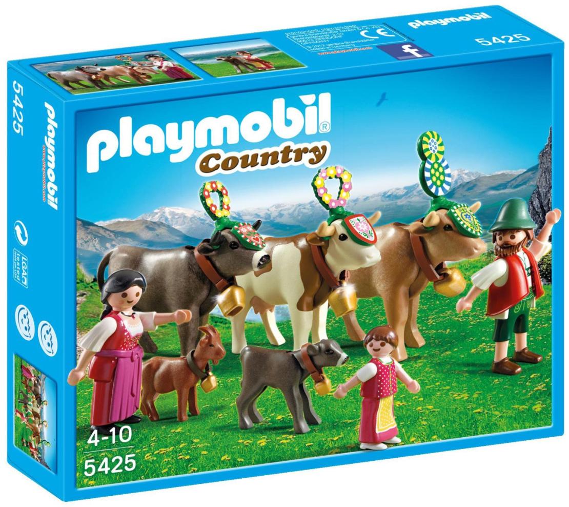 פליימוביל 5425 - פסטיבל על ההר